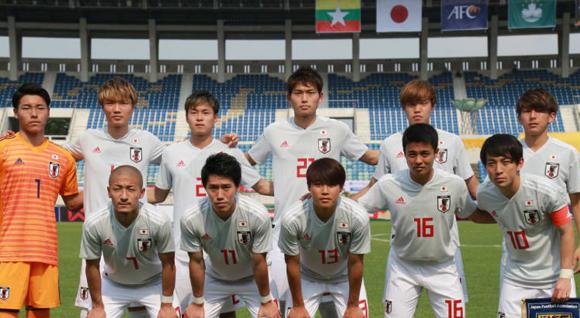 japan male football team 2020